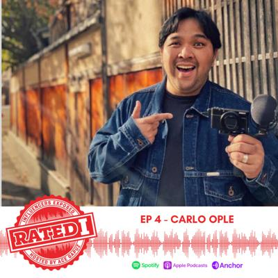 Cover art for Episode 4: Carlo Ople