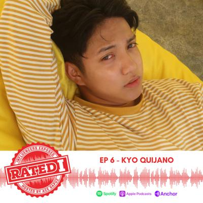 Cover art for Episode 6: Kyo Quijano