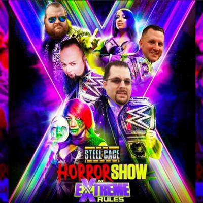 Cover art for The Horror Show at Extreme Rules