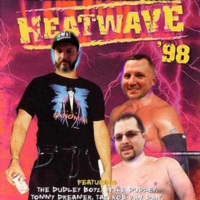 Cover art for ECW Heat Wave 1998