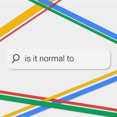 Cover art for Is It Normal To...