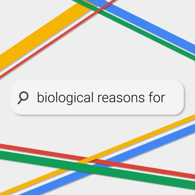 Cover art for Biological Reasons For...