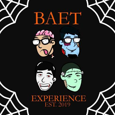 Cover art for Baet Experience Podcast - Halloween Special : Ghost Baetbusters!