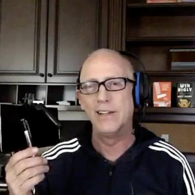 Cover art for Episode 985 Scott Adams: A Bubble Reality I Recently Discovered, What I Learned About Learning