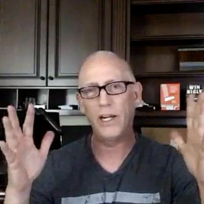 Cover art for Episode 986 Scott Adams: Was Live and Sipping