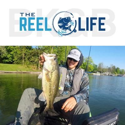 Cover art for The Reel Life with special guest Bailey Eigbrett