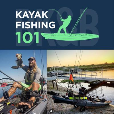 Cover art for Kayak Fishing 101: Review of the Vibe Shearwater 125, with special guest Jake Suvak