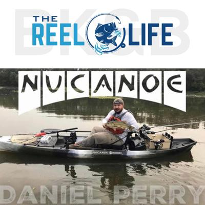 Cover art for The Reel Life with special guest Dan Perry