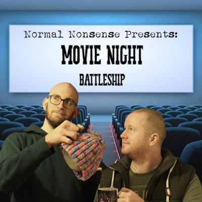 Cover art for Movie Night: Battleship