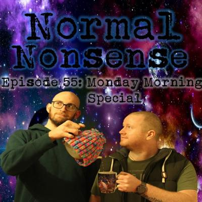 Cover art for Episode 55: Monday Morning Special