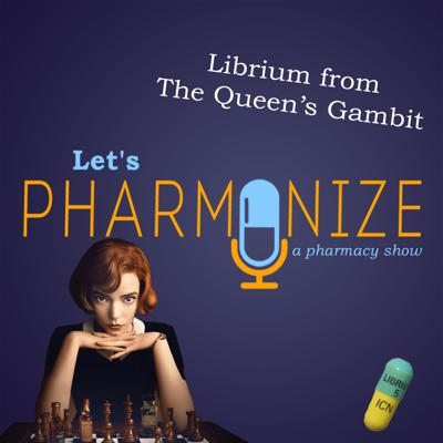 Cover art for POP CULTURE: Librium from The Queen's Gambit