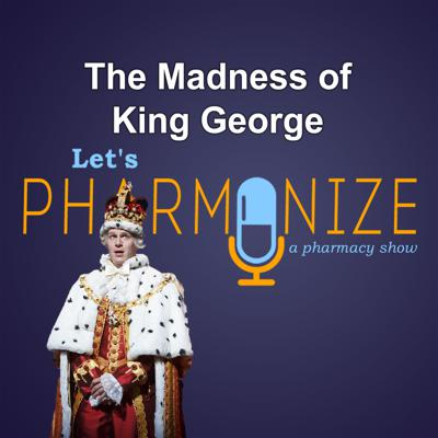 Cover art for HISTORY: The Madness of King George III