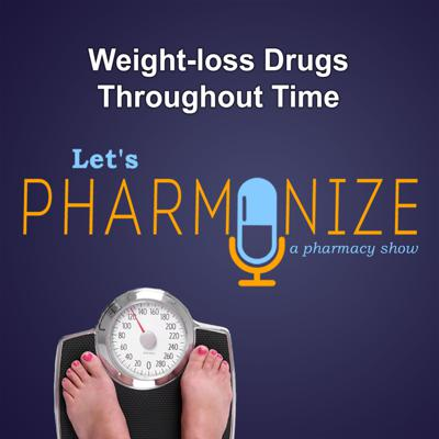 Cover art for HISTORY: Weight-Loss Drugs throughout Time