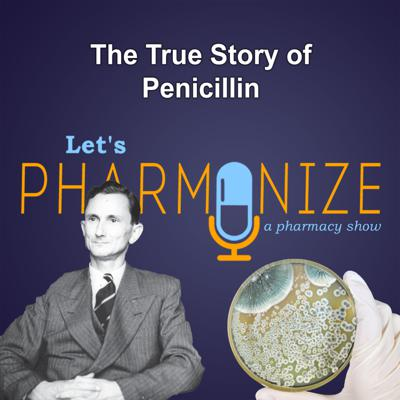 Cover art for HISTORY: The True Story of Penicillin