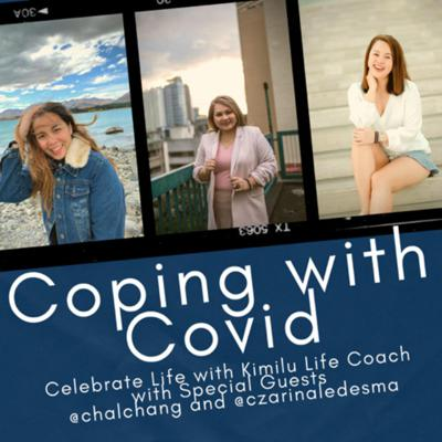 Cover art for Coping with Covid 3!