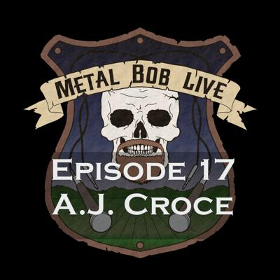 Cover art for Episode 17 A.J. Croce