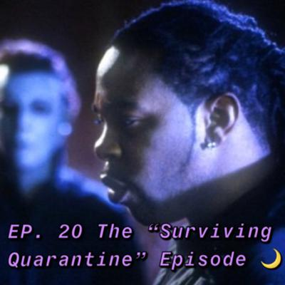 "Cover art for The MidnightMastermind Podcast, EP. 20 ""Surviving Quarantine"""