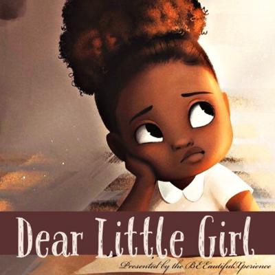 Cover art for Dear Little Girl Exists.