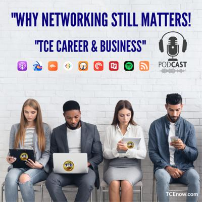 Cover art for Why Networking STILL Matters   Francina Harrison, The Career Engineer  Don't Get Anxious - Get Prepared!
