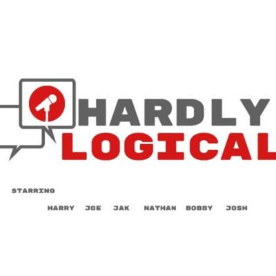 Cover art for Hardly Logical #1 - Supernatural, Survival and Scary things