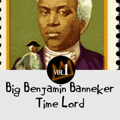Cover art for 28: Benjamin Banneker Time Lord