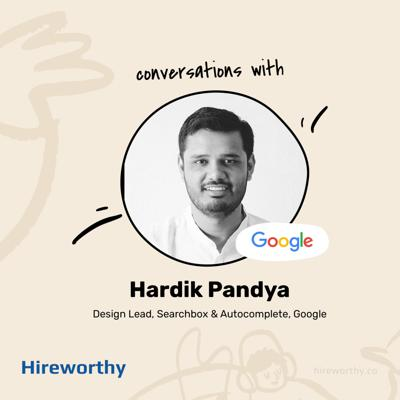 Cover art for 06 | Basics of Prepping for Design Interviews with Hardik Pandya