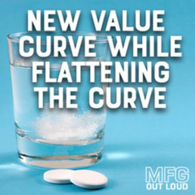 Cover art for Episode #11 – Creating a New Value Curve While Flattening the Curve