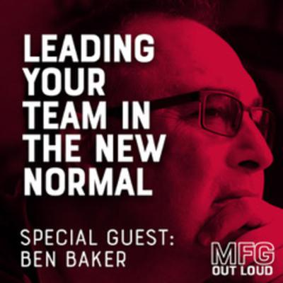 Cover art for Episode #14 – Leading Your Team in the New Normal