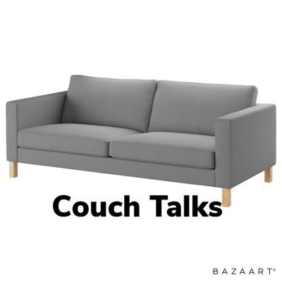 Cover art for Couch Talks #1