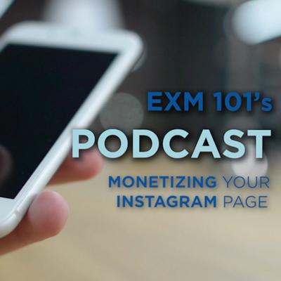 Cover art for Monetizing Your Instagram Page