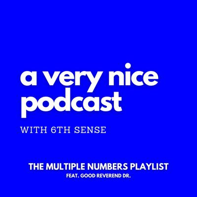 Cover art for Episode 15 - The Multiple Numbers Playlist