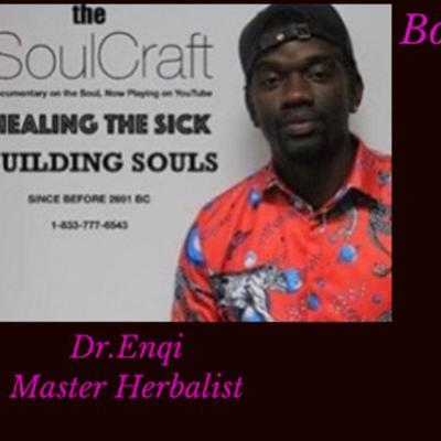 Cover art for Interview with Dr. Enqi| Neuropathic Doctor|Master Herbalist|Musican