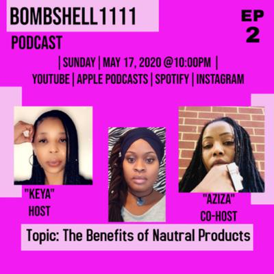 Cover art for Benefits of Natural Products with Keya and Aziza| Interview with LaTanya Kefa Love