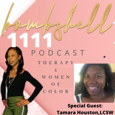 Cover art for Coping with Anxiety, Depression, and Grief with Tamara Houston, LCSW| Host: Keya