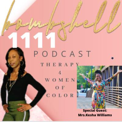 Cover art for Discussion on the foster care system & mental health with Mrs. Kesha Williams | Host: Keya