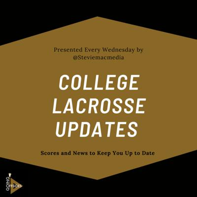 Cover art for College Lacrosse Update: April 29 - May 4th Conference Tournaments