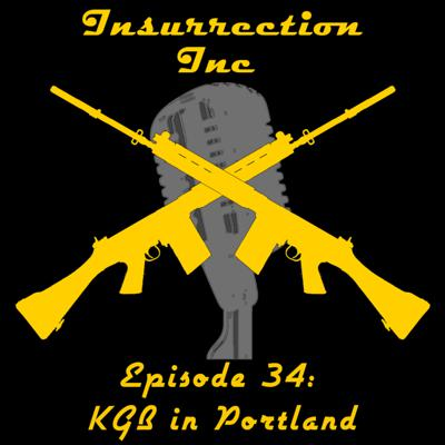 Cover art for 34. KGB in Portland