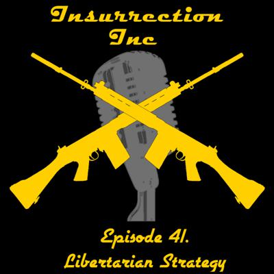 Cover art for 41. Libertarian Strategy