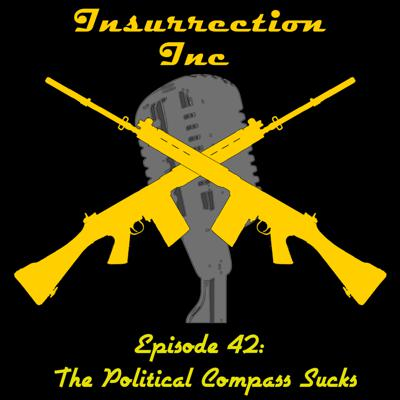 Cover art for 42. The Political Compass Sucks
