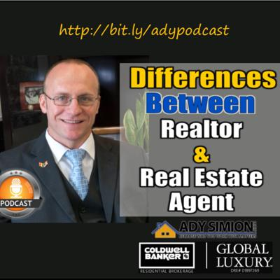 Cover art for Episode 46 - Difference Between Realtor and Real Estate Agent / Hire Smart!