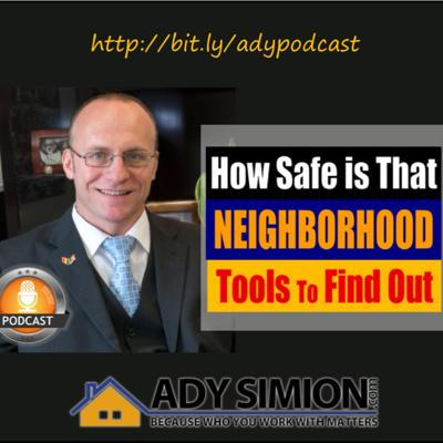 Cover art for Episode 52 - How Safe is That Neighborhood? Tools to Find Out.