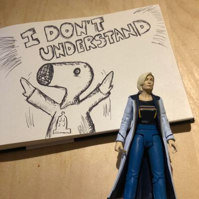 Episode 10 Reclaiming Stories: Representations of Dyspraxia and Autism in Doctor Who/Fandom