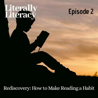 Cover art for Rediscovery - How to Make Reading a Habit