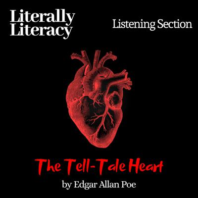 Cover art for Listening Section: The Tell-Tale Heart by Edgar Allan Poe