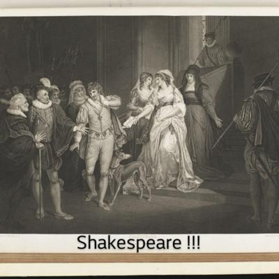 Cover art for Shakespeare: All's Well That Ends Well -- Acts Two and Three