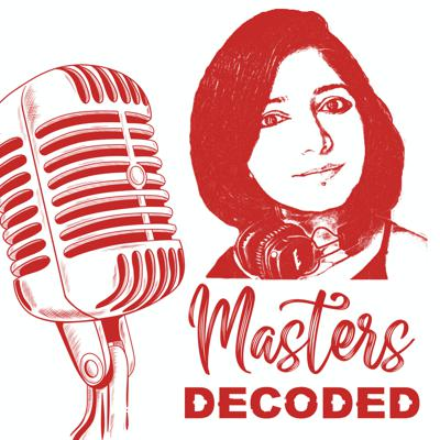 Cover art for EP24: Pallavi Naidu: Dogs, Alcohol and Passion