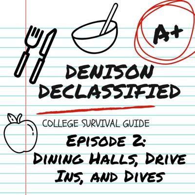 Cover art for Dining Halls, Drive-Ins and Dives