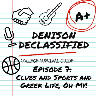 Cover art for Clubs and Sports and Greek Life, Oh My!