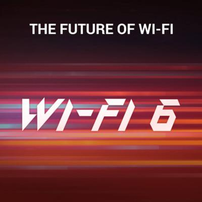 Cover art for WiFi 6