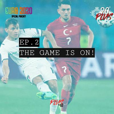 Cover art for EURO SPECIAL [ EP 2: THE GAME IS ON! ]